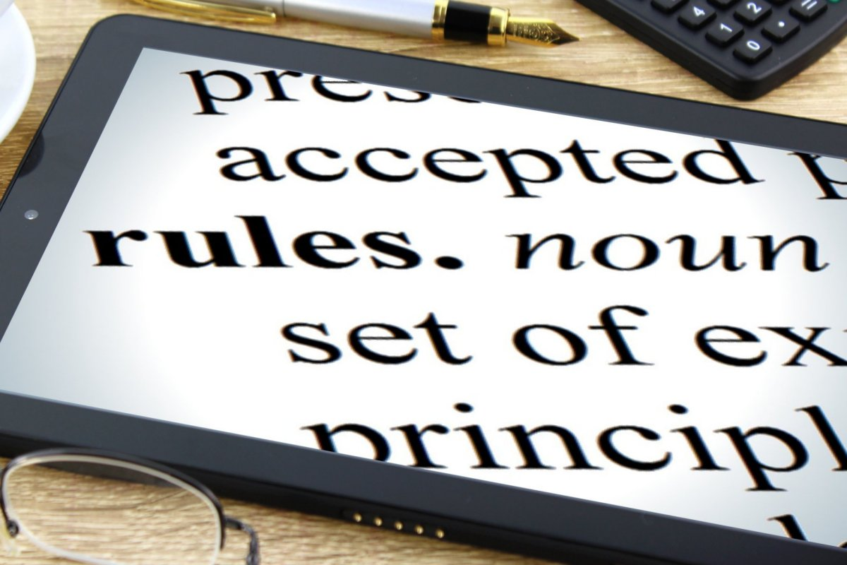 The Art of Ground Rules ☆
