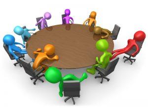 Flexible Roles in Meetings